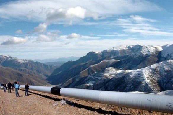 Russia-Armenia-Gas-Line
