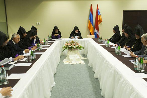 Etchmiadzin-Artsakh