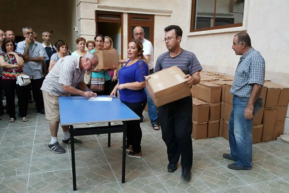 distribution-of-relief-in-aleppo