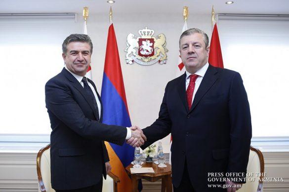 Armenia-Georgia-PM