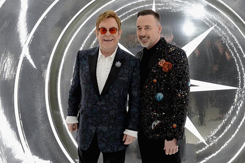 Elton John-David Furnish