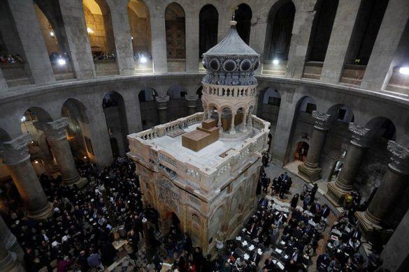 Jesus-tomb-restored