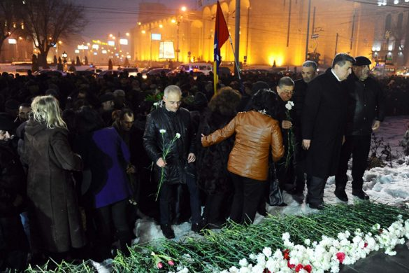 March 1 Commemorated 2017
