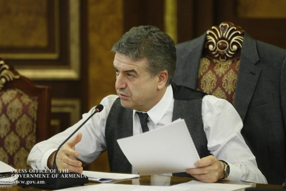 PM Garapetyan