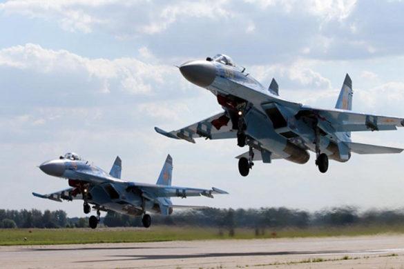 Russian-Aircraft-Armenia