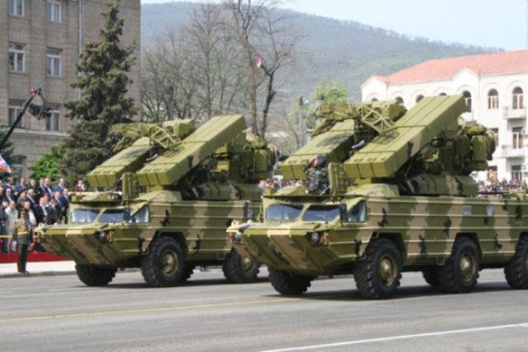 karabakh-military