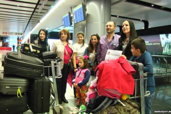 Syrian-Armenian-families