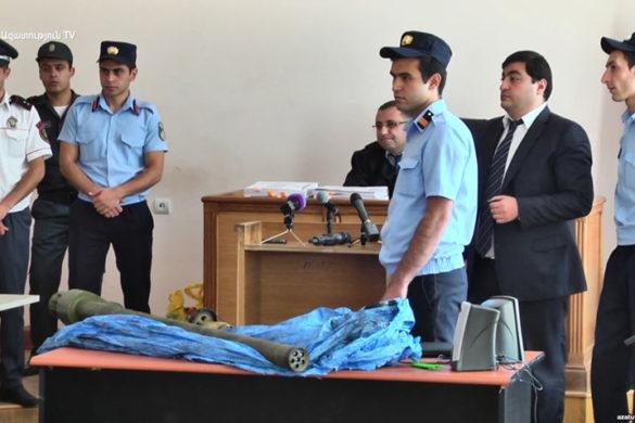 Babayan trial