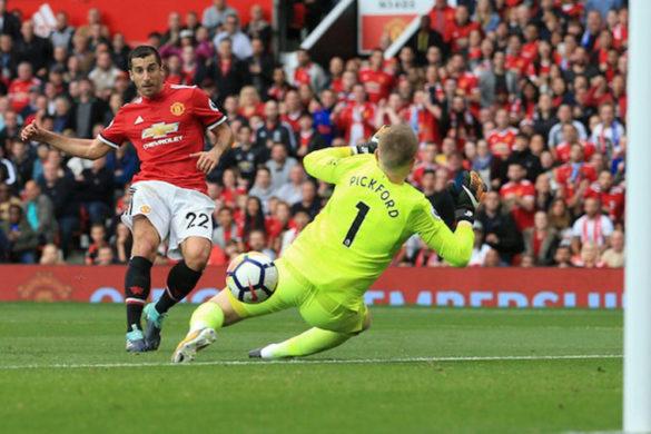 Mkhitaryan-Goal