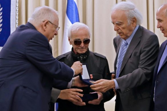 Aznavour-Wallenberg-Award
