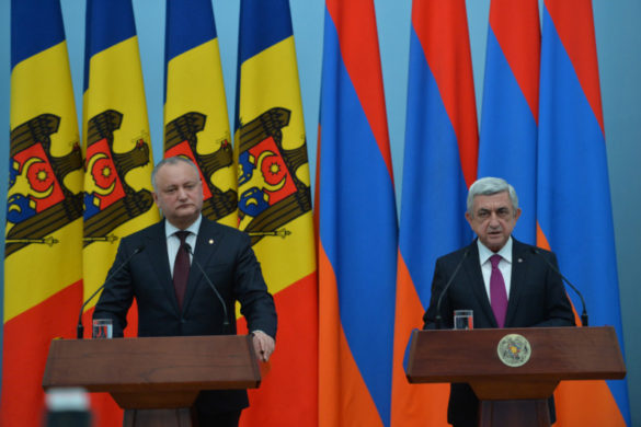 Armenia-Moldova