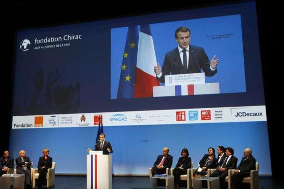 Macron-Chirak-Prize