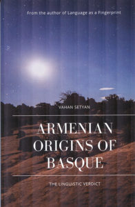 Armenian Origins of Basque