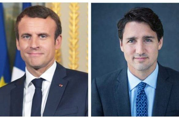 Macron-Trudeau