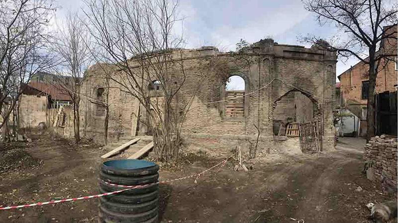 tbilisi armenian church