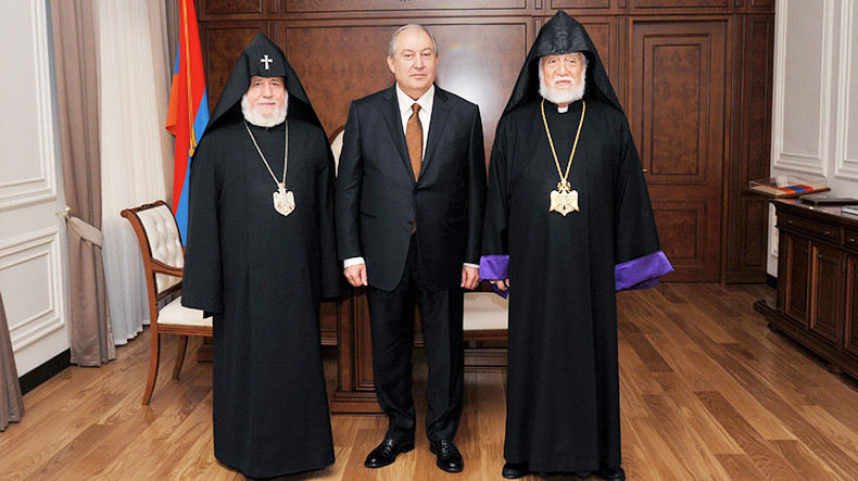 Catholicos-Armen Sarkissian
