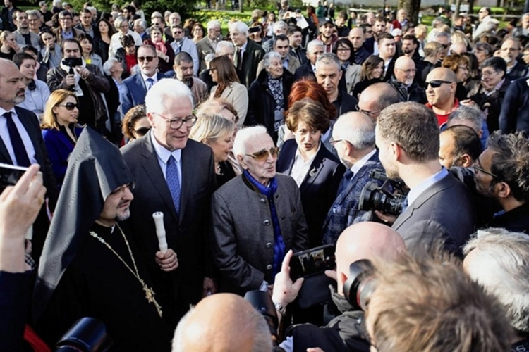 Geneva Charles-Aznavour
