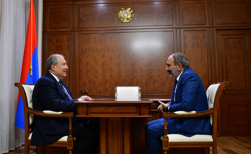 sarkissian-pashinyan