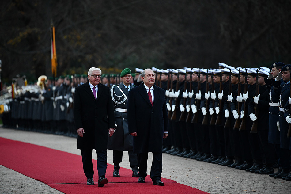 sarkisian-Steinmeier