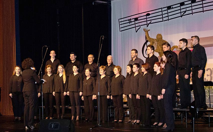 AGBU LA Choir