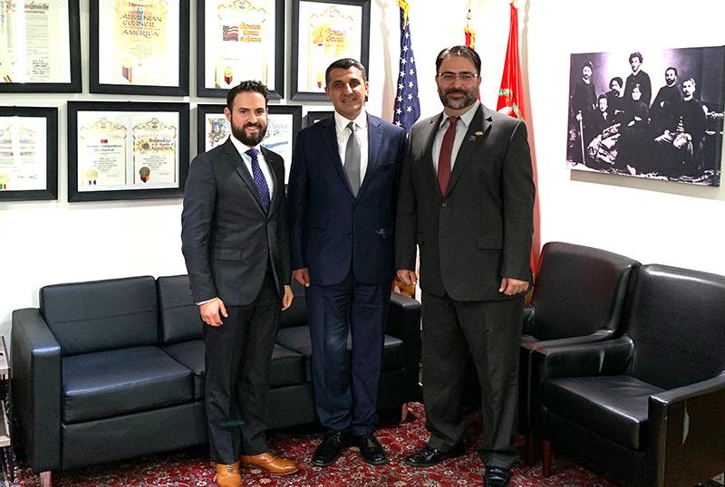 ACA-Ambassador Nersesyan