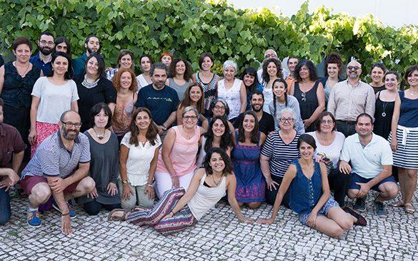 July 9-17, Casa de Exercícios de Santo Inácio, Sintra, Portugal