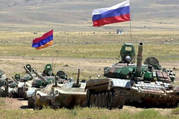 armenian-russian-tanks