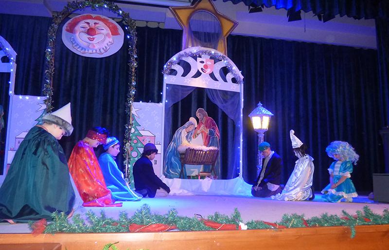 Christmas Drama - The Secret of Joy