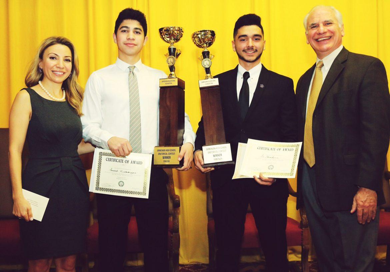 2017 AEF Oratorical Winners