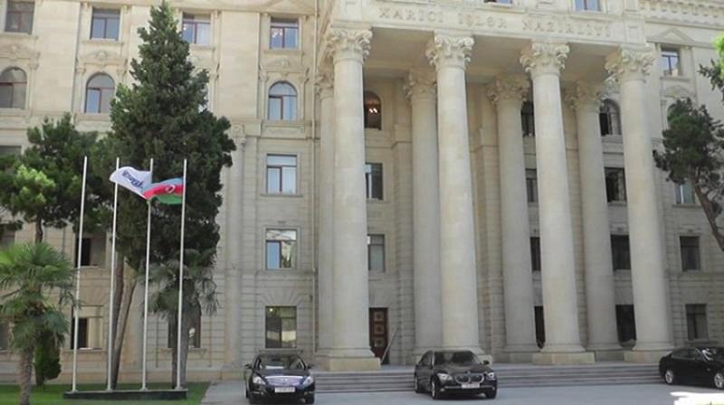 Azerbeijan ministry of foreign affairs