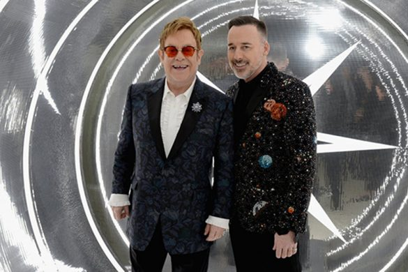 Elton John-David Furnish