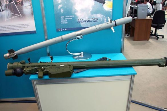 Igla-Rockets