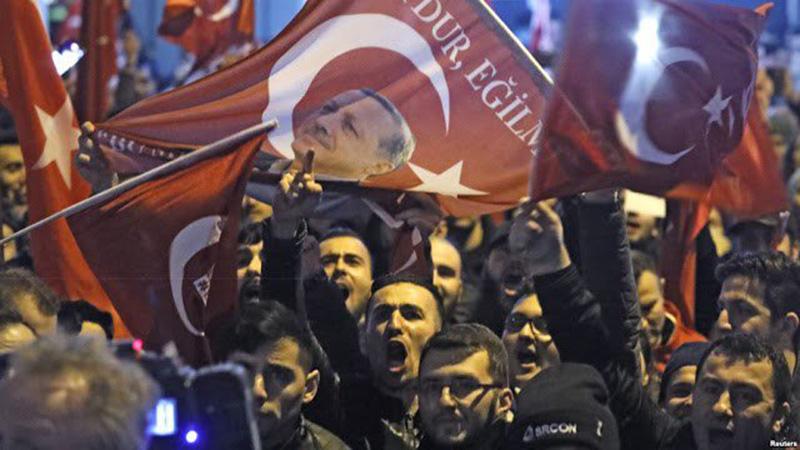 Turkey-protest