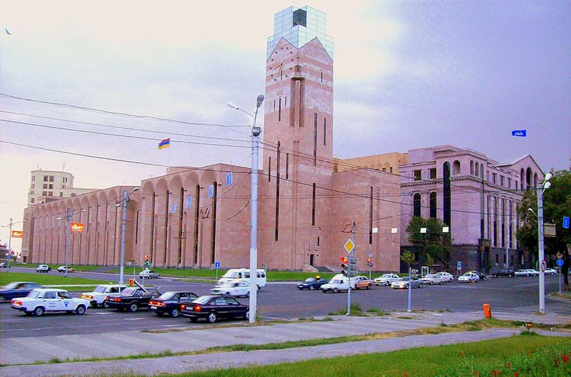 Yerevan-City-Building