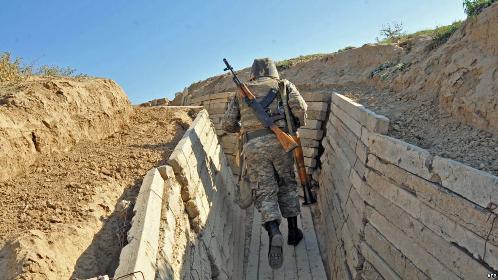 Artsakh-Soldier