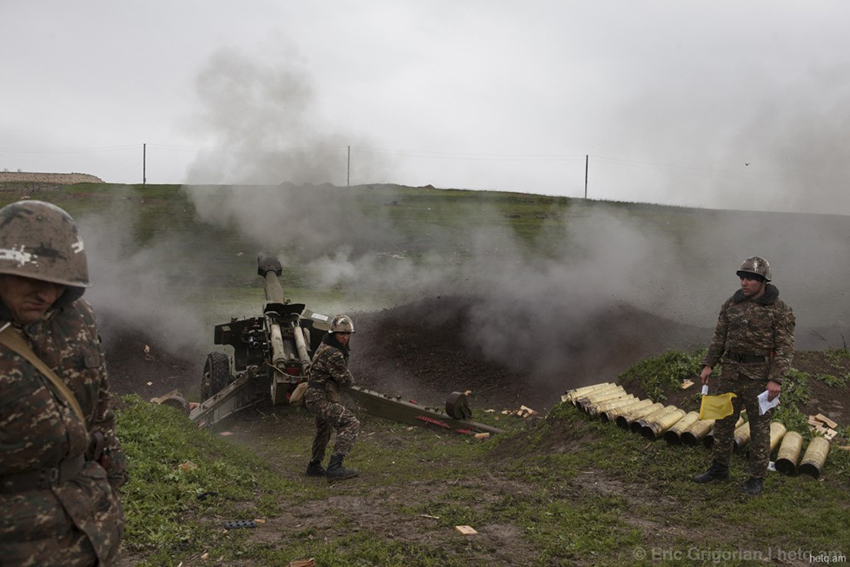 Karabakh-April