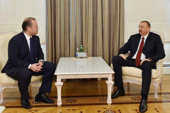 Malta-Azerbaijan