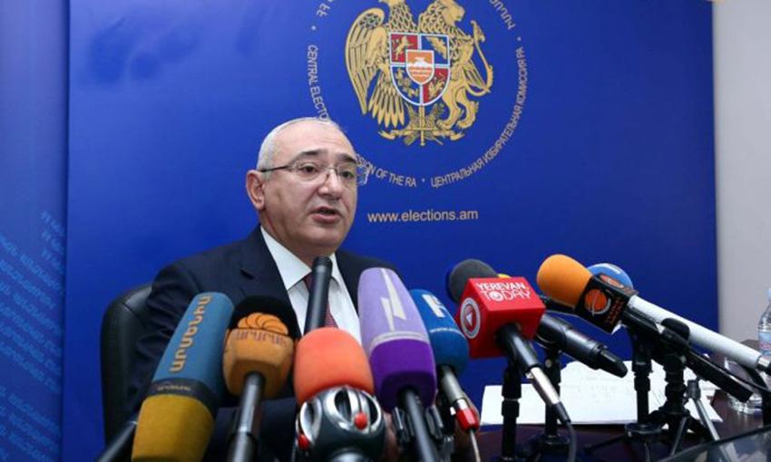 Yerevan-electioms