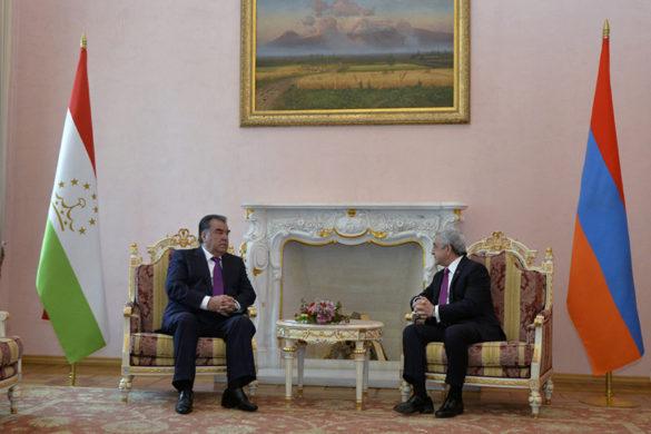 Tajikistan-armenia