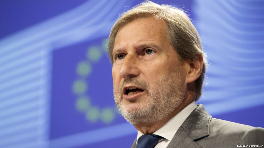 Johannes Hahn, Member of the EC in charge of European Neighbourhood Policy and Enlargement Negotiations