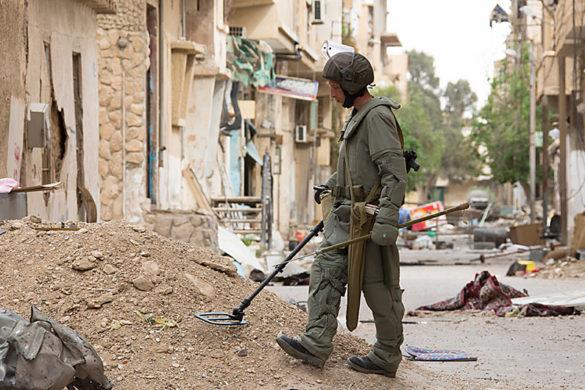 Syria-demining
