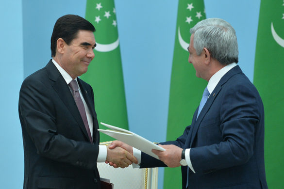 Turkmenistan-armenia