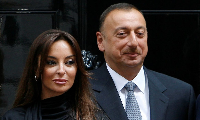 Aliyev-Couple