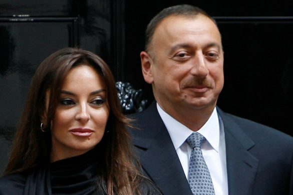 Aliyev-Couple