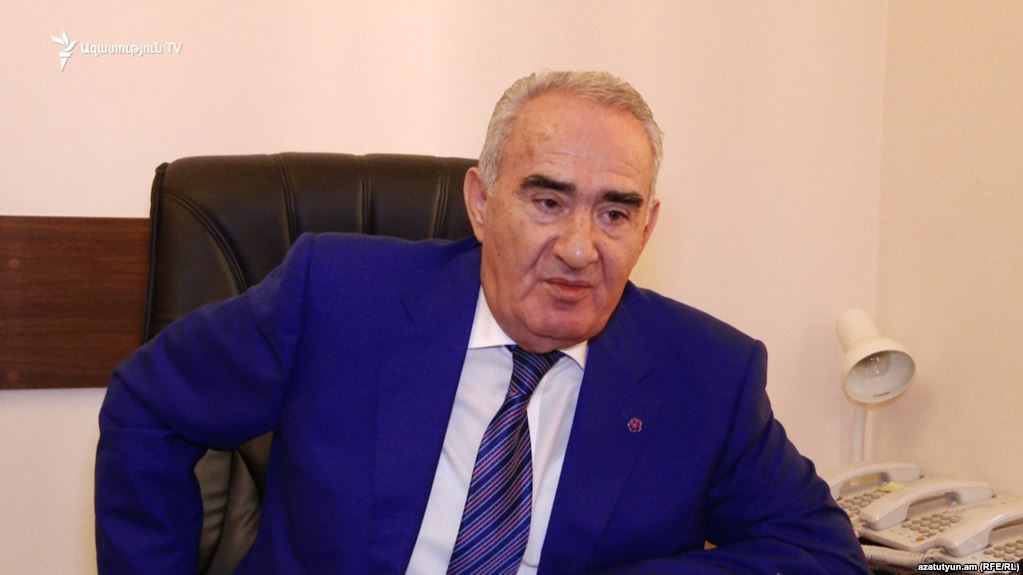 Galust Sahakyan