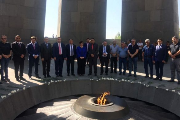 israel-genocide memorial
