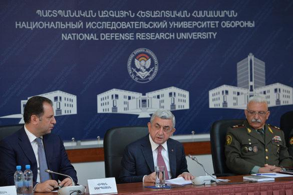 president-defense ministry