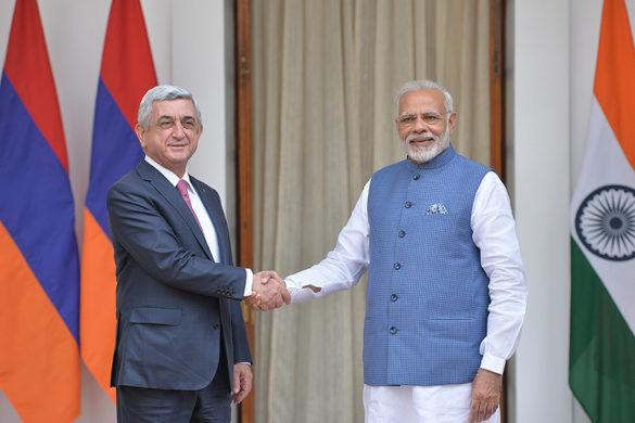 armenia-india