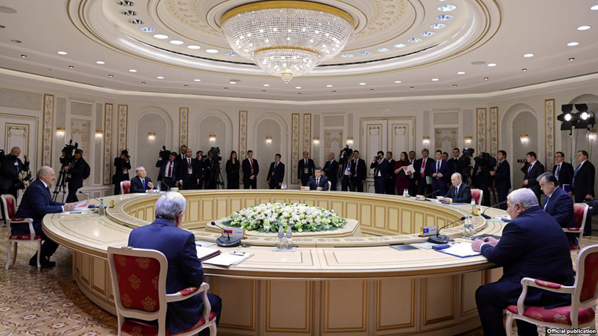 Minsk meeting