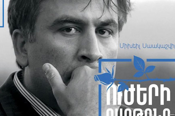 saakashvili book